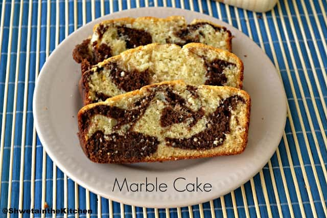 Eggless Vanilla Cake Recipe Joy Of Baking: Vanilla Chocolate Marble Cake