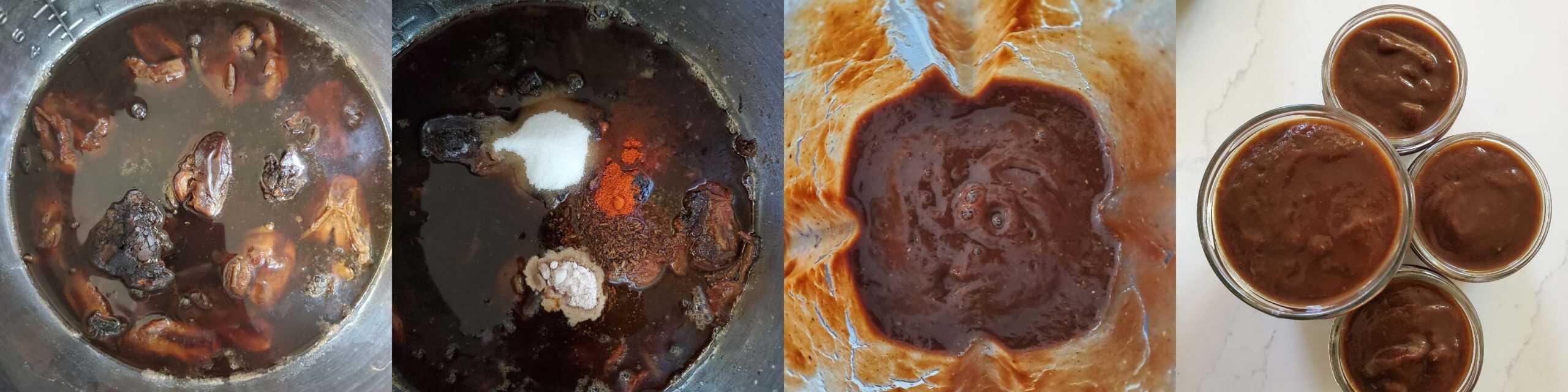 Date Tamarind Chutney - Step2 - Instant Pot